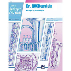 Dr. Rockenstein - Score & Parts, Grade 1.5