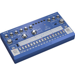 Behringer RD-6 Analogue Drum Machine - Blue
