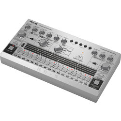 Behringer RD-6-SR Analog Drum Machine - Silver