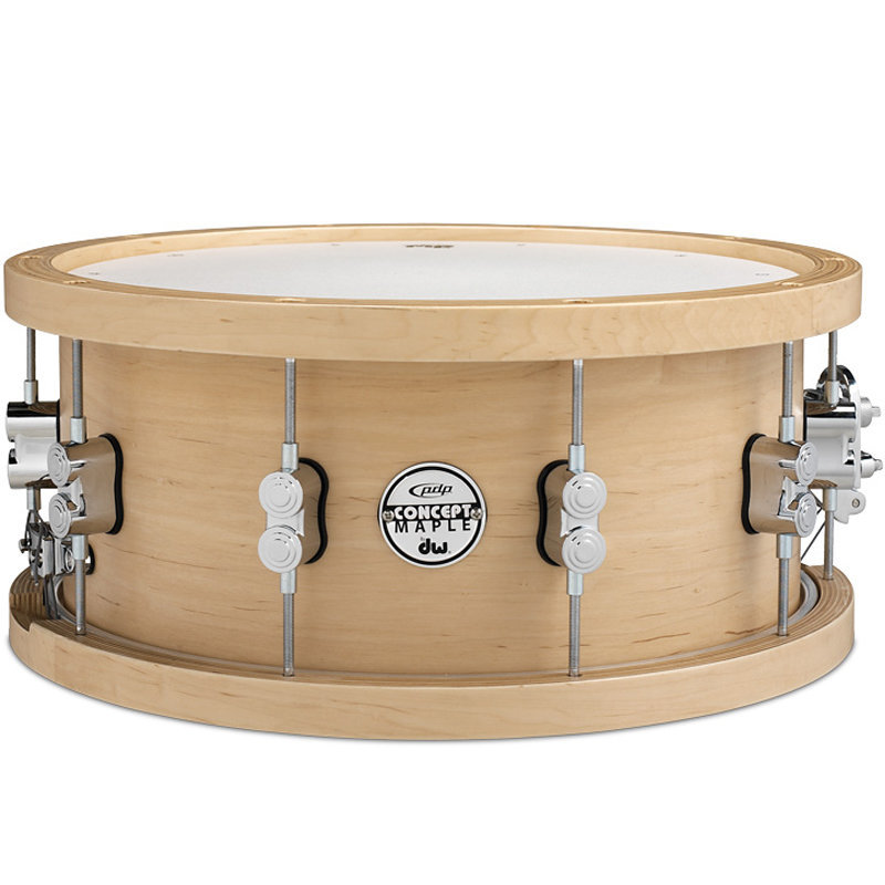 """View larger image of PDP Concept Series Wood Hoop Maple Snare - 6-1/2""""x14"""""""