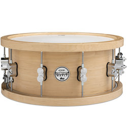 """PDP Concept Series Wood Hoop Maple Snare - 6-1/2""""x14"""""""