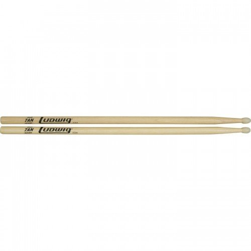 View larger image of Drum Sticks - Nylon Tip, Small Olive Bead