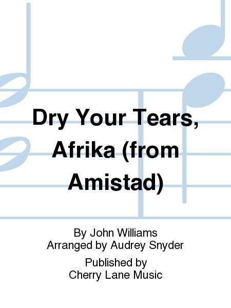 View larger image of Dry Your Tears Afrika - 2PT Parts