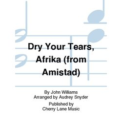 Dry Your Tears Afrika - 2PT Parts