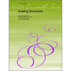Dueling Drummers - Percussion Duet (2 Snare Drum)
