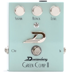 Duesenberg Green Comp II Compressor/Sustainer Pedal