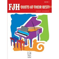 Duets At Their Best, Book 1 - Piano Duet (1P4H)