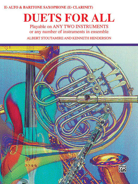 View larger image of Duets for All - Alto Sax
