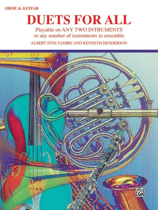 View larger image of Duets for All - Trumpet