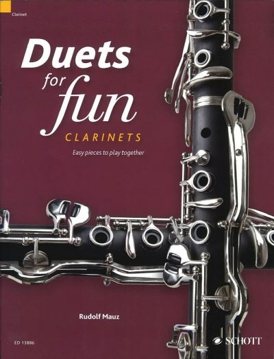 View larger image of Duets for Fun: Clarinets (Easy Pieces To Play Together)