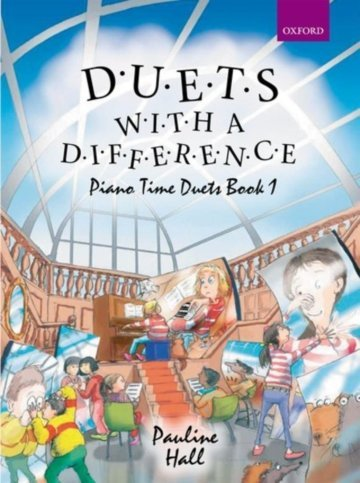View larger image of Duets with a Difference - Piano Time Duets Book 1