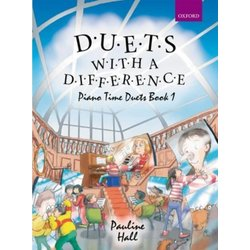 Duets with a Difference - Piano Time Duets Book 1