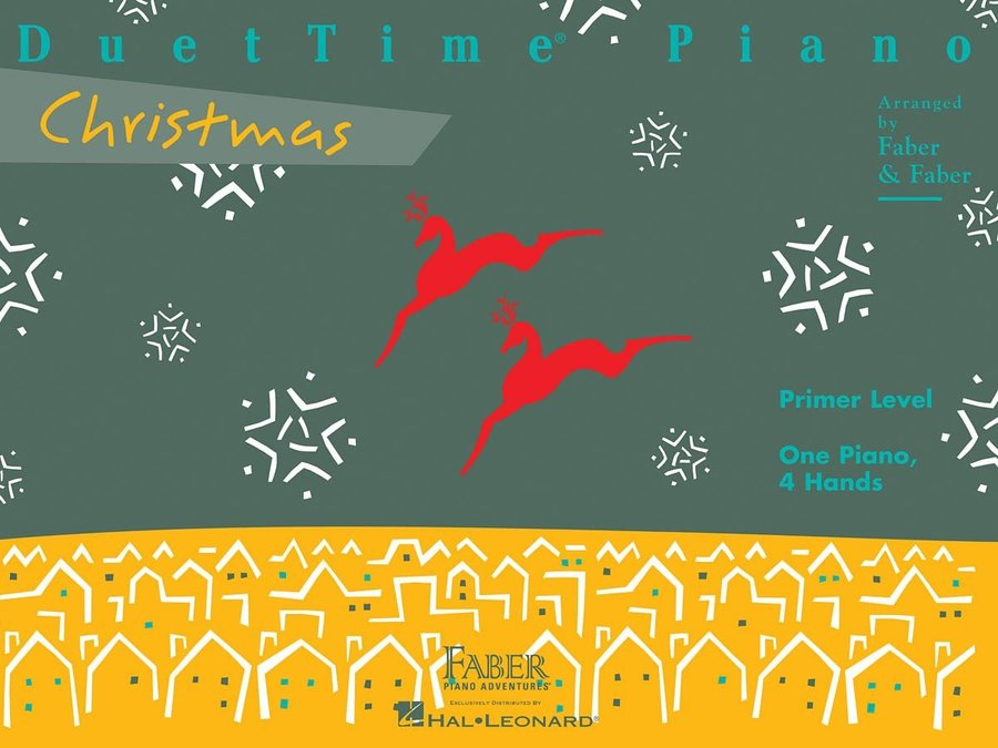 View larger image of DuetTime Piano Christmas - Primer Level