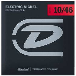 Dunlop DEN2016 Nickel Steel Electric Guitar Strings - M