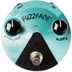 Dunlop Jimi Hendrix Fuzz Face Mini Distortion Pedal