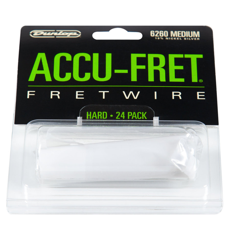 View larger image of Dunlop Medium Pre-Cut Fretwire - 24 Pack