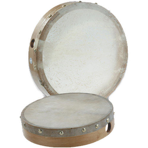 View larger image of Duplex B106 Pre-Tuned Hand Drum - Natural Head - 6