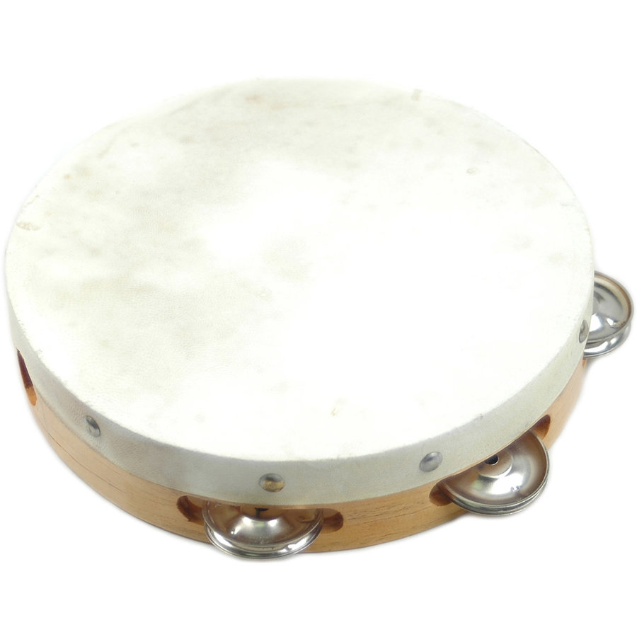 View larger image of Duplex B306 Tambourine with Head - 6