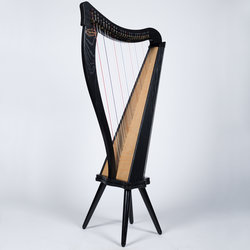 Dusty Strings Ravenna 26 Harp with Full Levers and Stand