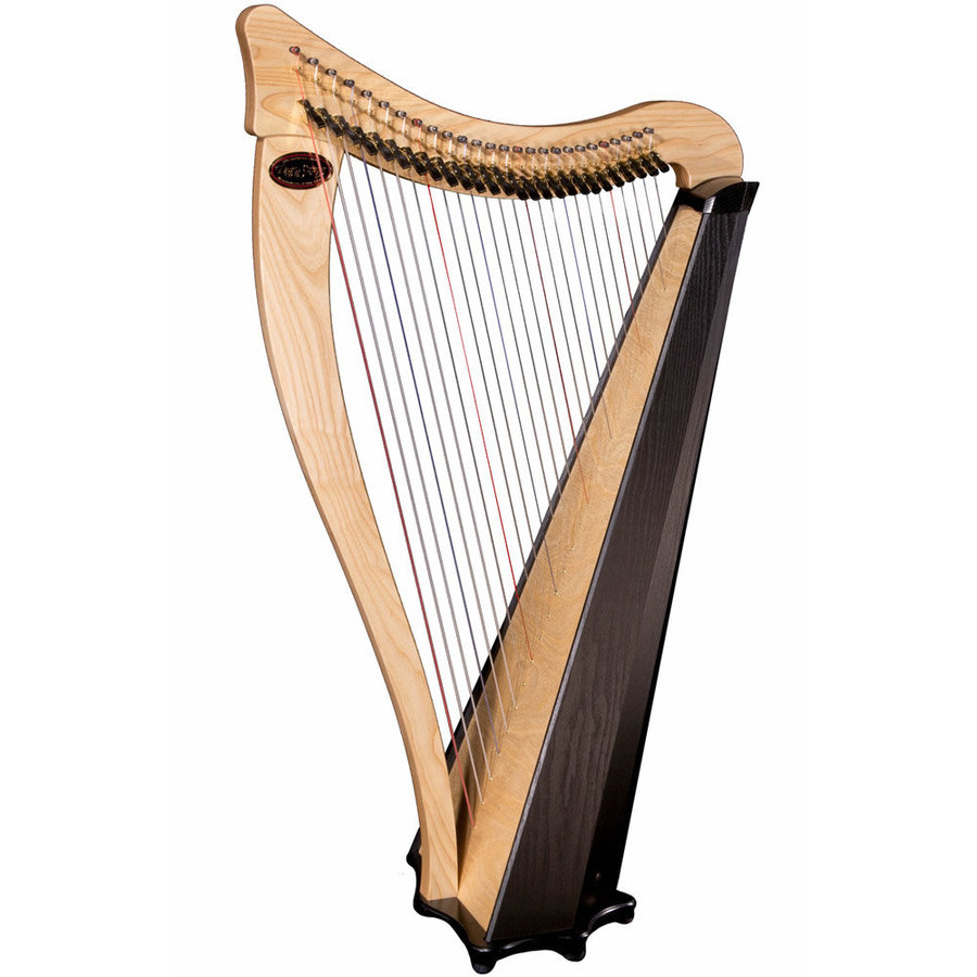 View larger image of Dusty Strings Ravenna 26 Standard Harp