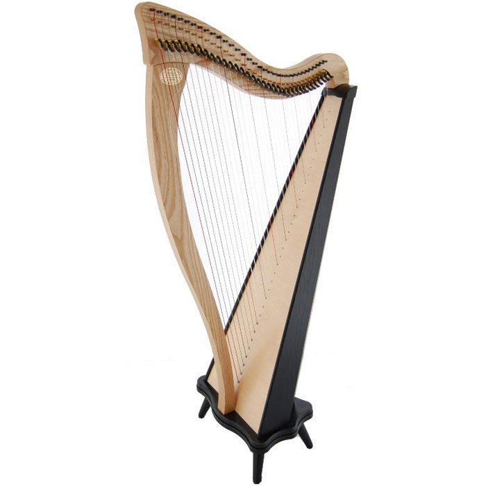 View larger image of Dusty Strings Ravenna 34 Harp