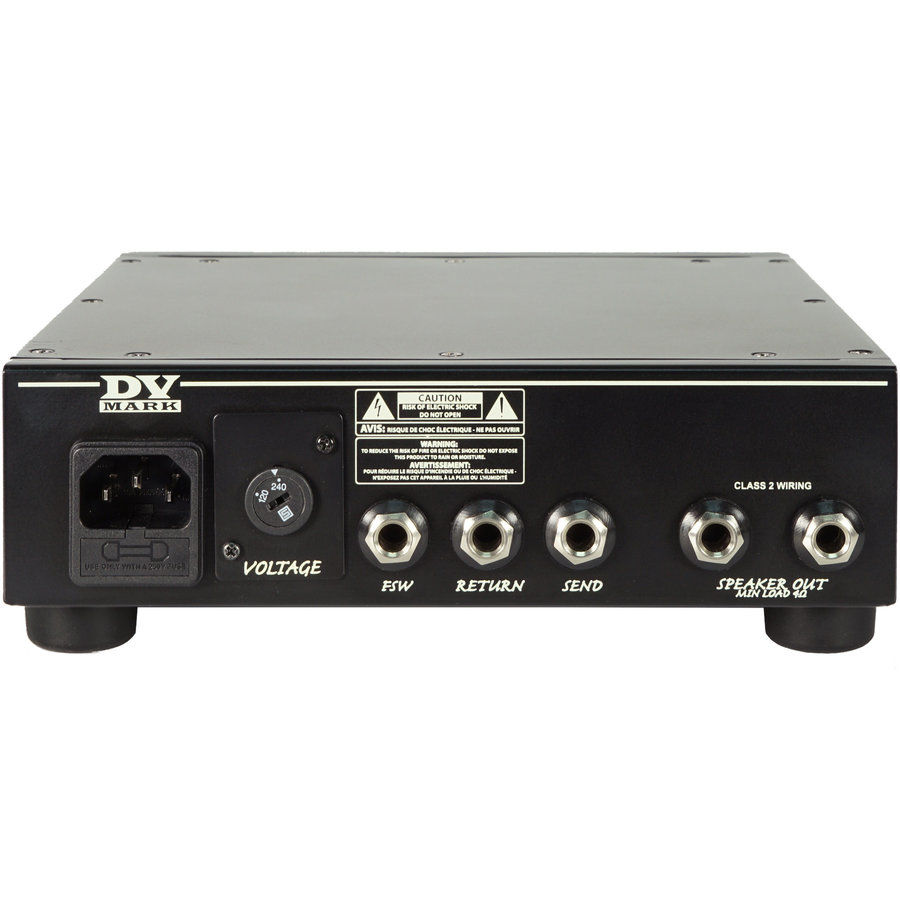 View larger image of DV Mark Micro 50 II Amp Head