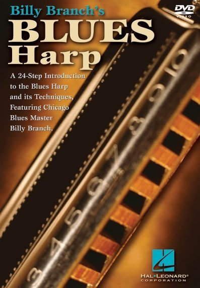 View larger image of Billy Branch's Blues Harp DVD