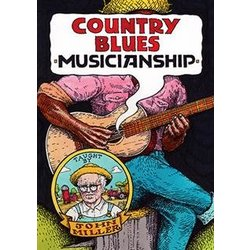 DVD Country Blues Musicianship