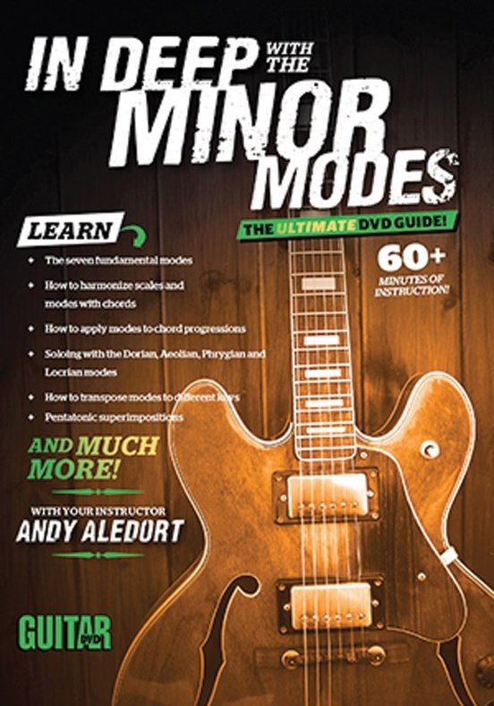 View larger image of Guitar World: In Deep with the Minor Modes DVD