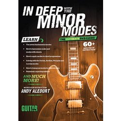 Guitar World: In Deep with the Minor Modes DVD
