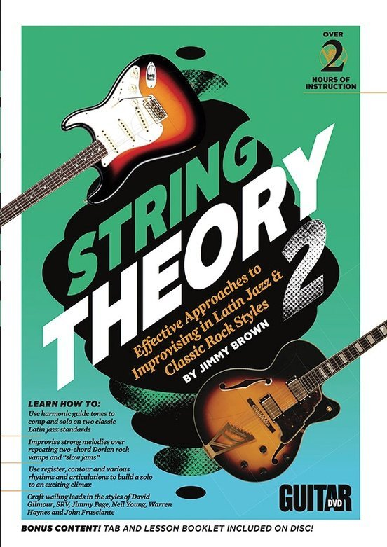 View larger image of Guitar World: String Theory 2 DVD
