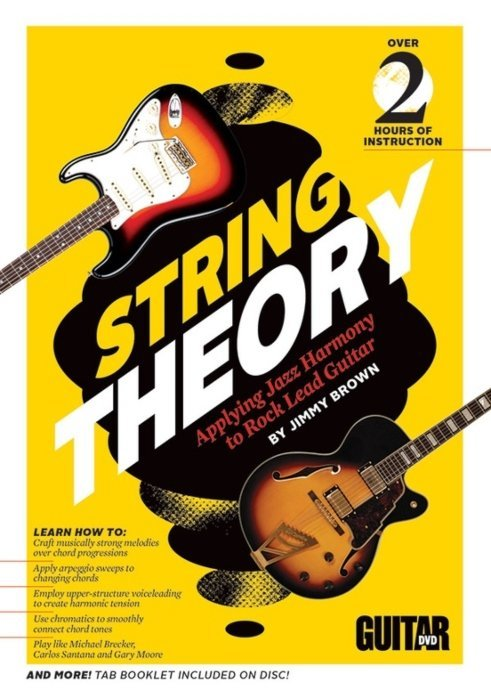 View larger image of Guitar World: String Theory DVD