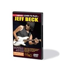DVD Lick Library - Learn to Play Jeff Beck (GD)