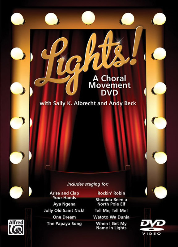 View larger image of Lights! A Choral Movement DVD