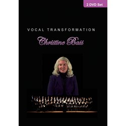 Vocal Transformation for Secondary School Choirs - DVD