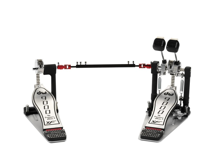 View larger image of DW 9000 Series Double Bass Drum Pedal - Extended Footbar