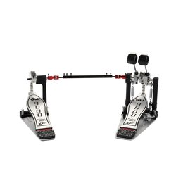 DW 9000 Series Double Bass Drum Pedal - Extended Footbar