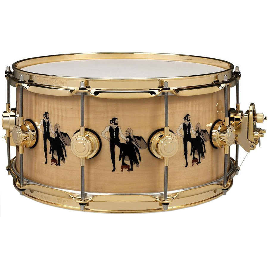 View larger image of DW Collector's Fleetwood Mac Rumors Snare Drum