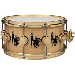 DW Collector's Fleetwood Mac Rumors Snare Drum