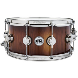 DW Collector's Series Limited Edition Pure Almond Snare Drum - Toasted Almond