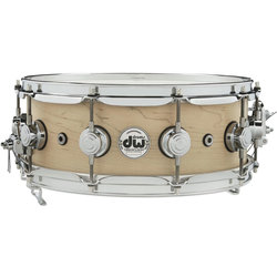 DW Collector's Series Super-Sonic Snare Drum - 5.5 x 14, Natural