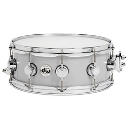 DW Collector's Series Thin Aluminum Snare Drum - 5.5x14