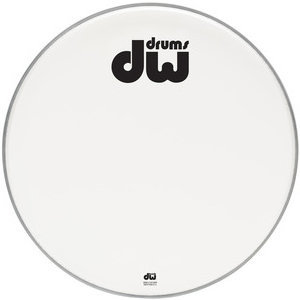 View larger image of DW Double A Coated Bass Drum Head - 18