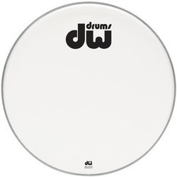 DW Double A Coated Bass Drum Head - 18