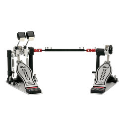 DW Double Bass Drum Pedal with Bag