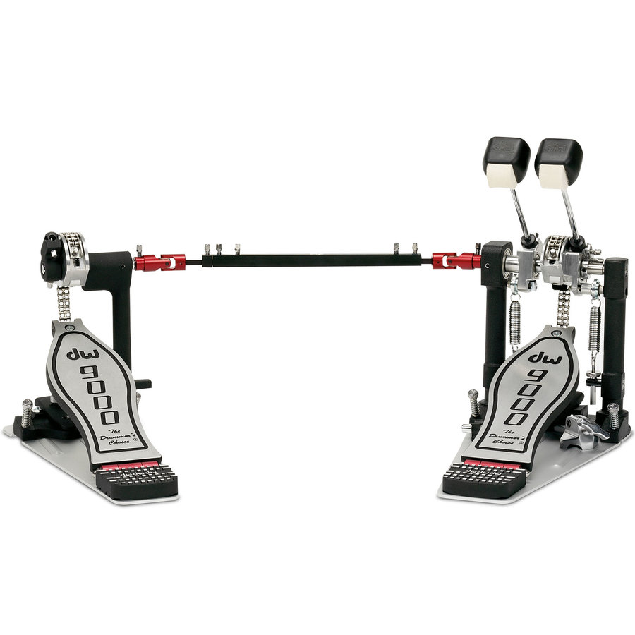 View larger image of DW Drums DW-9002 Double Bass Drum Pedal