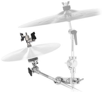 View larger image of DW DWSM9212 Boom Arm with Incrementally Adjustable Hi-Hat Clutch and MG-3