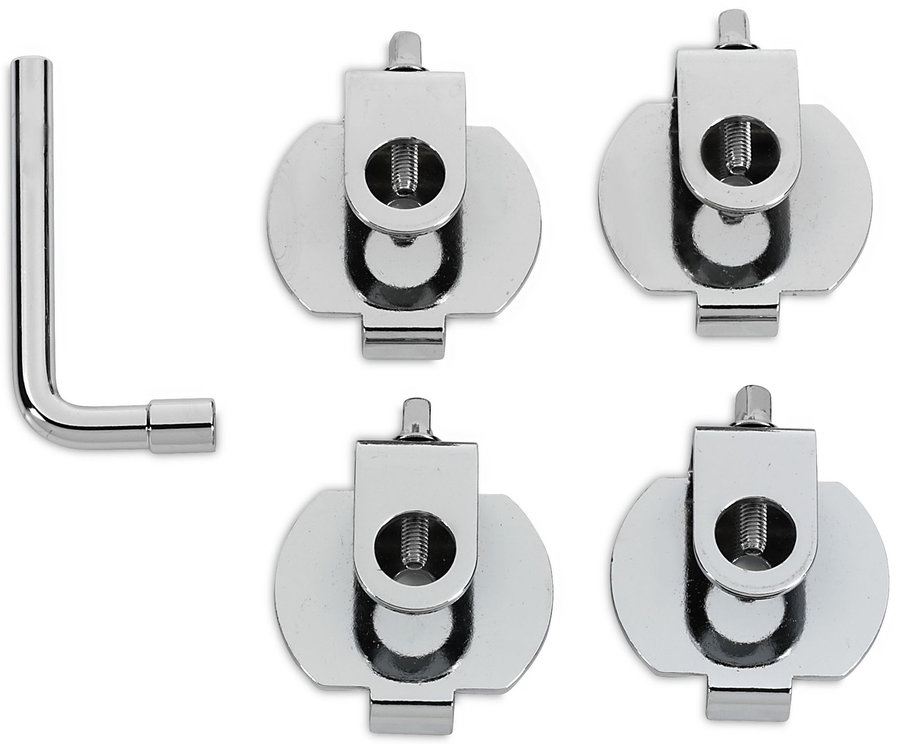 View larger image of DW DWSMPADLK Pad Lock for Go Anywhere Kit with Key - 4 Pack
