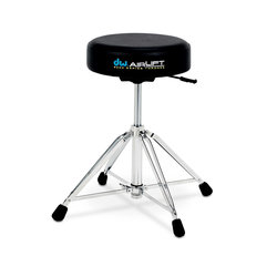 DW Heavy Duty Air Lift Throne with Round Top