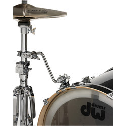 DW Hi-Hat Stabilizing System with Claw HK Clamp